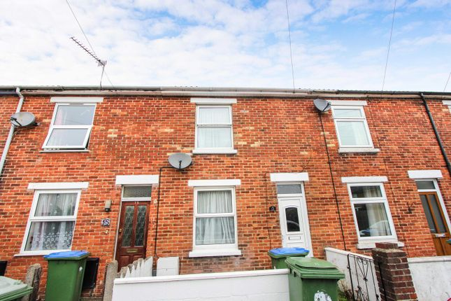 Thumbnail Terraced house for sale in Nelson Road, Southampton