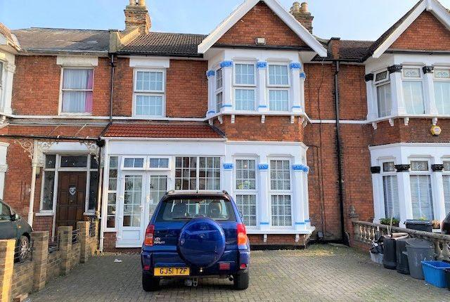 Thumbnail Terraced house to rent in Felbrigge Road, Ilford