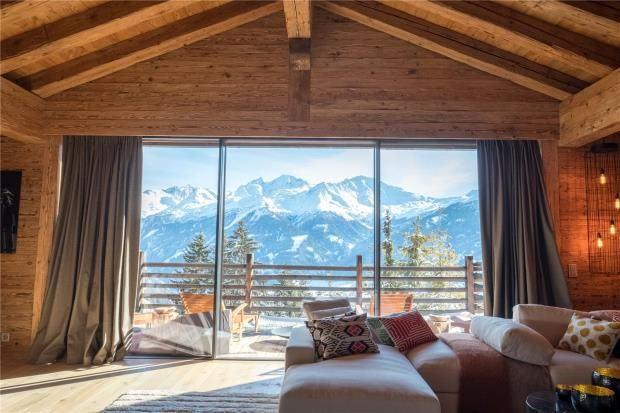 Thumbnail Property for sale in Chalet Pathiers, Verbier, Valais, Switzerland
