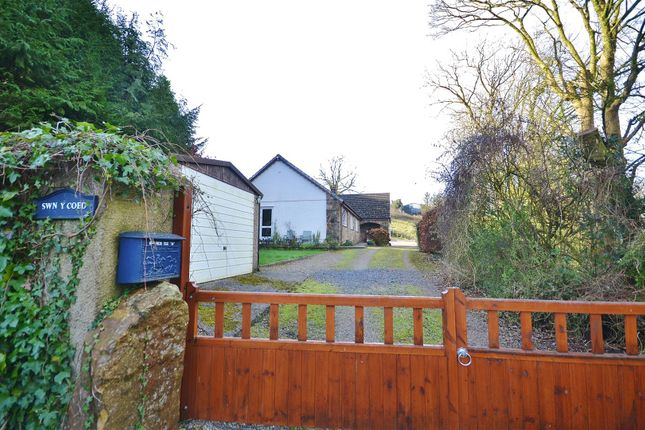 Thumbnail Detached bungalow for sale in Broadlay, Ferryside