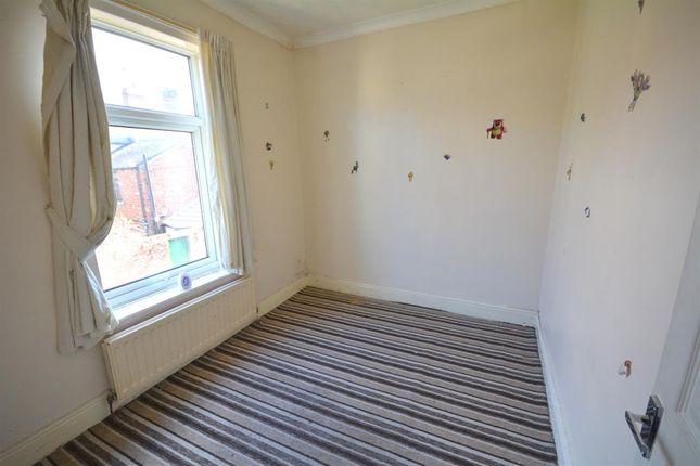 Bedroom Two of Dent Street, Shildon DL4