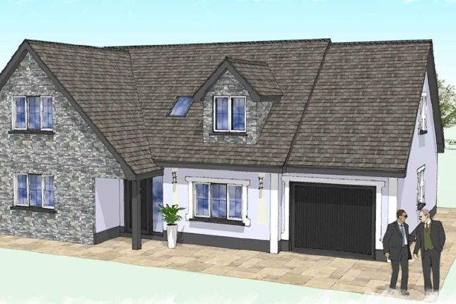 Thumbnail Detached house for sale in Cefn Farm Development, Rhydargaeau