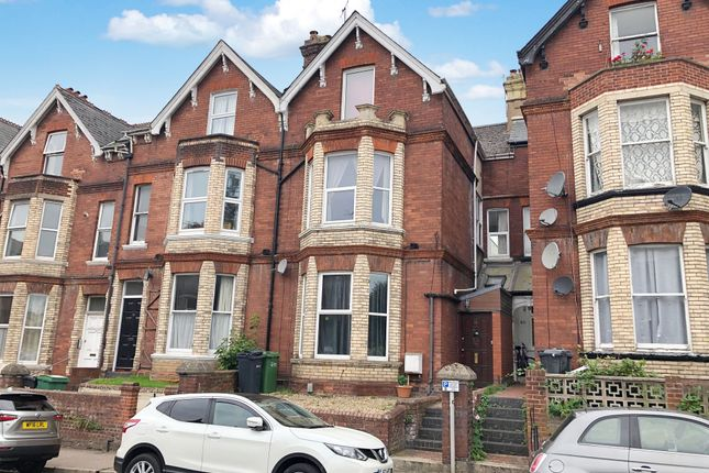 Thumbnail Flat for sale in Longbrook Street, Exeter