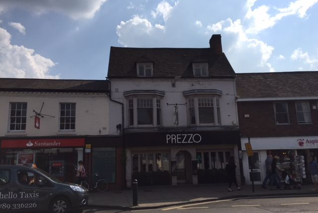 Thumbnail Restaurant/cafe to let in Wood Street, Stratford Upon Avon