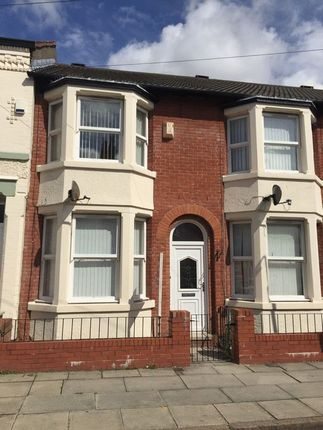 Thumbnail Flat to rent in Wellbrow Road, Walton, Liverpool