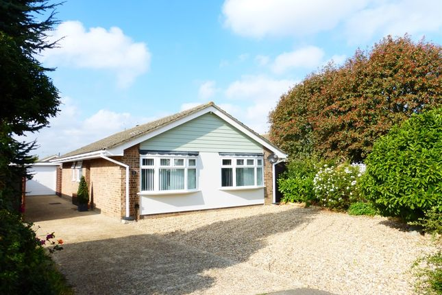 Thumbnail Detached bungalow for sale in Badgers Green, Marks Tey, Colchester