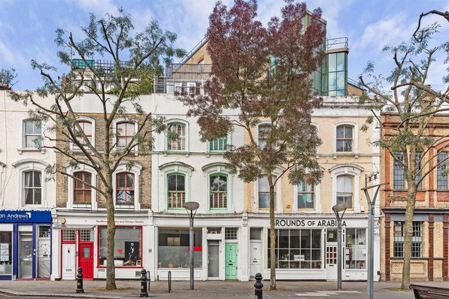 3 bed flat for sale in Bramley Road, Notting Hill, London W10