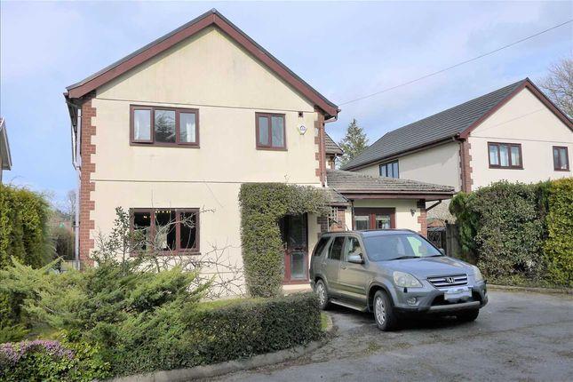 Thumbnail Detached house for sale in Llys Eithin, Gorslas, Llanelli