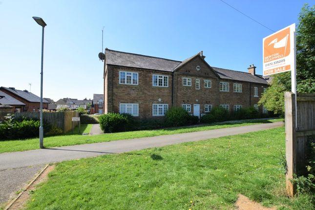 Thumbnail Flat for sale in Pelham Court, Barleythorpe, Oakham