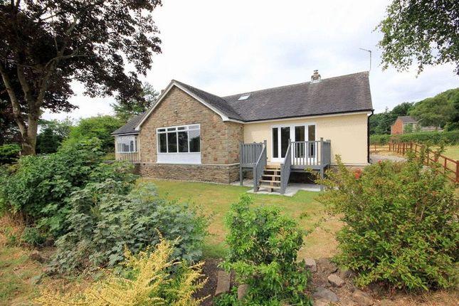 Thumbnail Detached house for sale in Little Blythe Farm, Leek Road, Weston Coyney