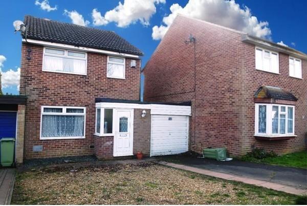 Thumbnail 3 bed property to rent in Withington, Bradville, Milton Keynes