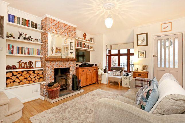 Thumbnail Semi-detached house for sale in Mons Cottage, The Slade, Lamberhurst, Tunbridge Wells