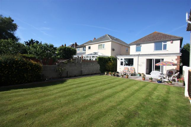 Thumbnail Detached house for sale in Cleveland Avenue, Weymouth