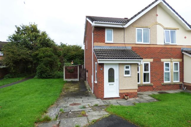 Semi-detached house for sale in Chester Close, Heaton With Oxcliffe, Morecambe