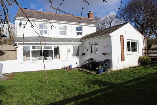 Thumbnail Cottage for sale in Trelavour Square, St. Dennis, St. Austell