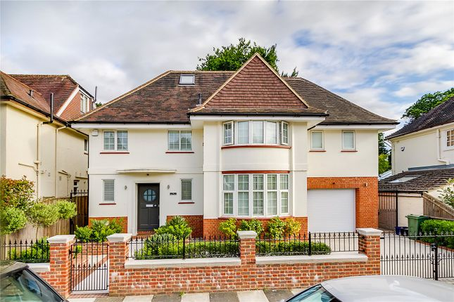 Thumbnail Detached house to rent in York Avenue, East Sheen, London