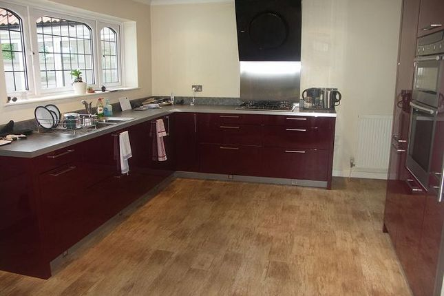 Thumbnail Detached house to rent in London Road, Old Basing, Basingstoke