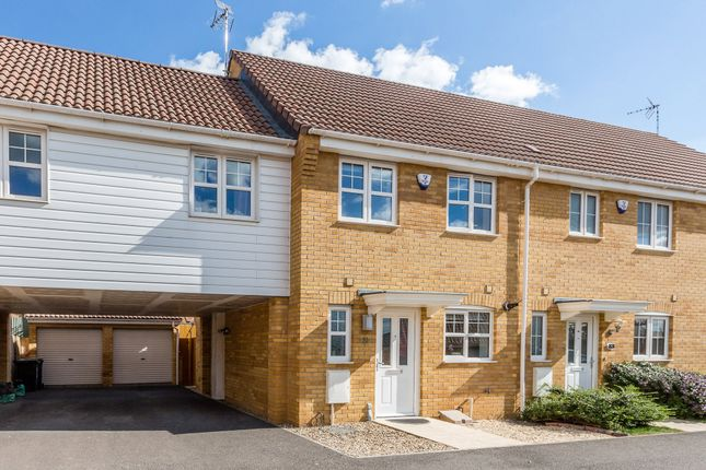 Thumbnail Terraced house for sale in Steeple Way, Rushden