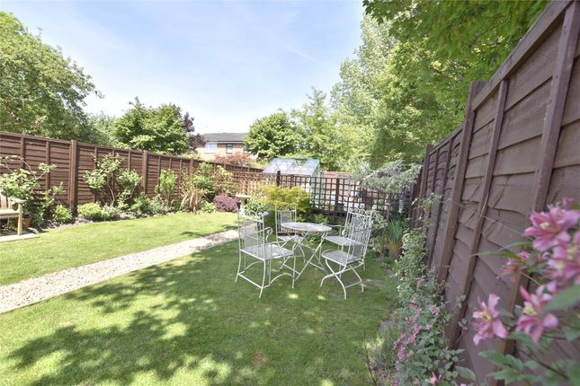 Rear Garden of Chestnut Road, Horley RH6