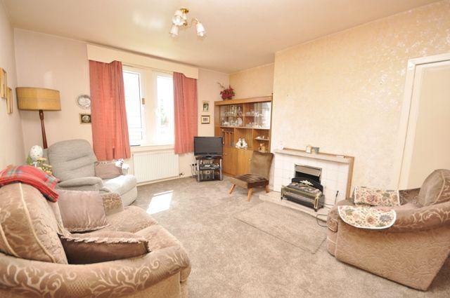 Living Room of 46 Mount Vernon Road, Stranraer DG9