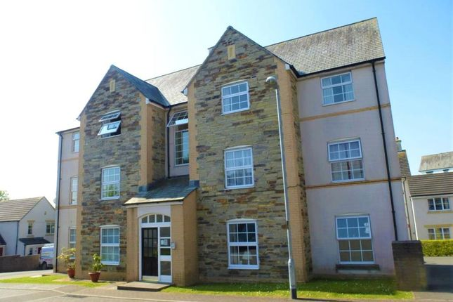 Thumbnail Flat for sale in Myrtles Court, Saltash, Cornwall