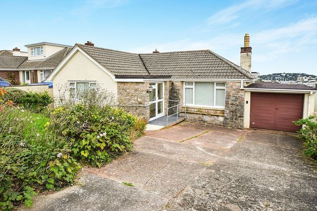 Thumbnail Bungalow for sale in Lady Park Road, Torquay