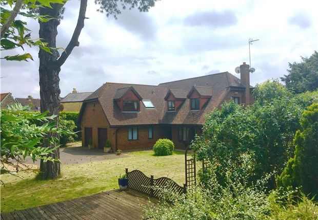 Thumbnail Detached house for sale in Hill Street, Hilperton, Trowbridge