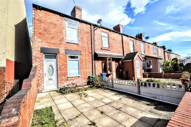 Thumbnail End terrace house for sale in Snydale Road, Cudworth, Barnsley