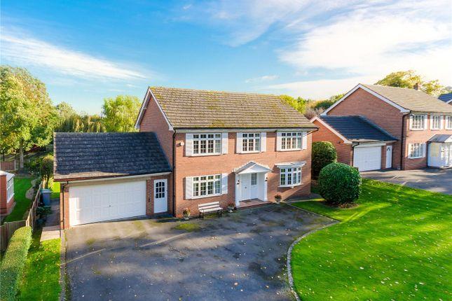 Thumbnail Detached house for sale in Pinfold Lane, Elston, Newark