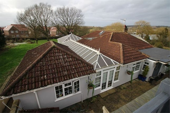 Thumbnail Detached bungalow for sale in Abbey Lodge, Pick Hill, Waltham Abbey, Essex