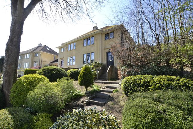 Thumbnail Semi-detached house for sale in Weston Lane, Bath
