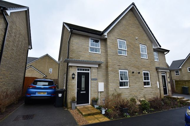 Thumbnail 4 bed semi-detached house for sale in Sandyway Head, Buxton Road, Chapel-En-Le-Frith, High Peak