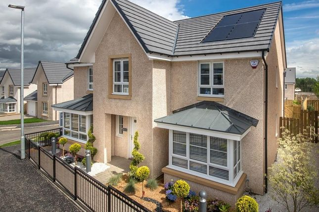 "Thumbnail Detached house for sale in ""Edinburgh"" at Auchinleck Road, Glasgow"