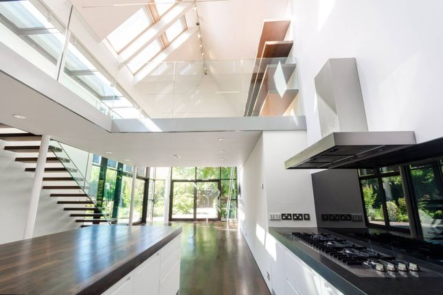 Thumbnail Detached house to rent in Lower Sand Hills, Surbiton