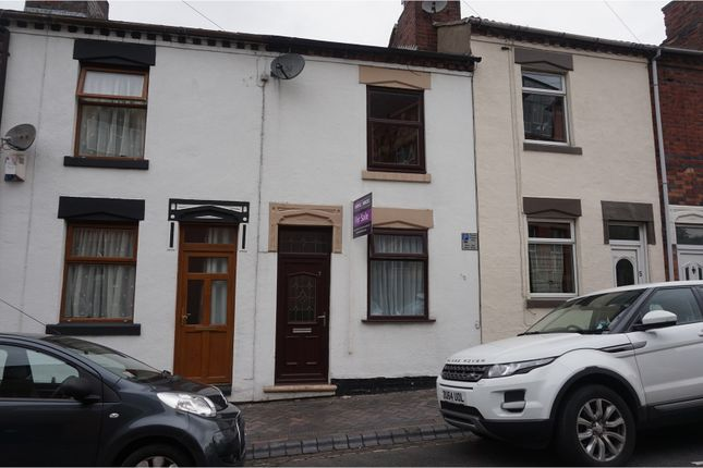 Thumbnail Terraced house for sale in Cliveden Place, Stoke-On-Trent