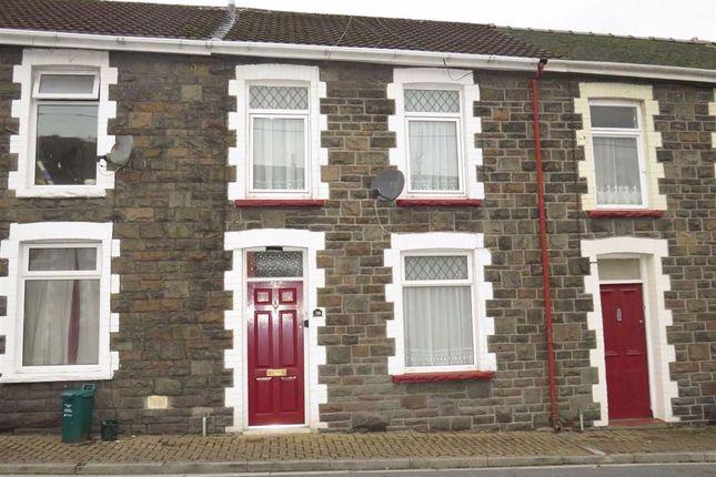 Terraced house for sale in William Street, Cilfynydd, Pontypridd