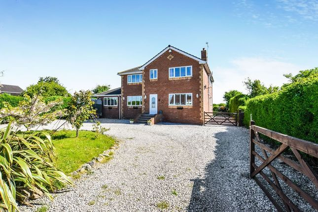 Thumbnail Detached house for sale in Green Avenue, Kinmel Bay, Rhyl