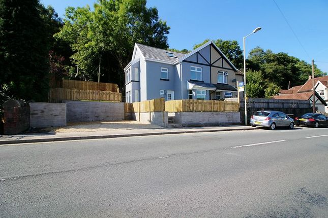 Thumbnail Semi-detached house for sale in Llantwit Road, Treforest, Pontypridd
