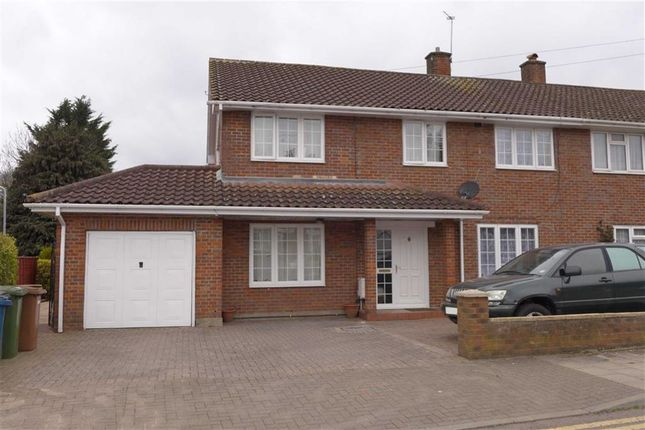 Thumbnail Semi-detached house for sale in Honister Gardens, Stanmore, Middlesex