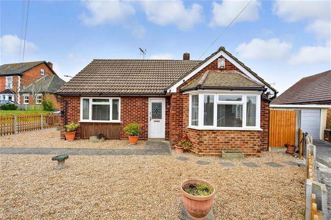 Thumbnail Semi-detached bungalow for sale in Chilton Drive, Higham, Rochester, Kent