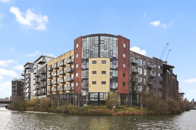 Thumbnail Flat to rent in Omega Works, 4 Roach Road, Bow