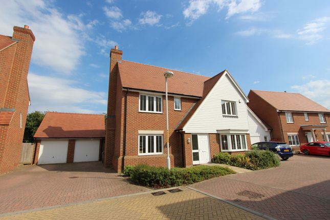 Thumbnail Detached house to rent in Leonard Gould Way, Maidstone, Kent