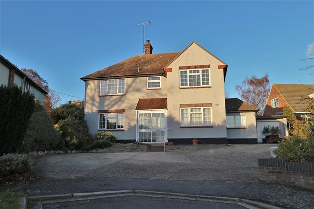 Thumbnail Detached house for sale in Queens Road, Dovercourt, Harwich