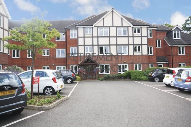 Thumbnail 1 bed flat for sale in Nanterre Court, Watford