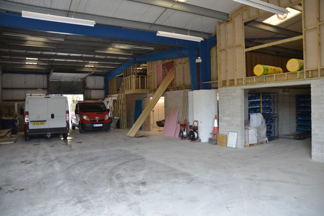 Thumbnail Industrial to let in Pomphlett Farm Industrial Estate, Plymstock