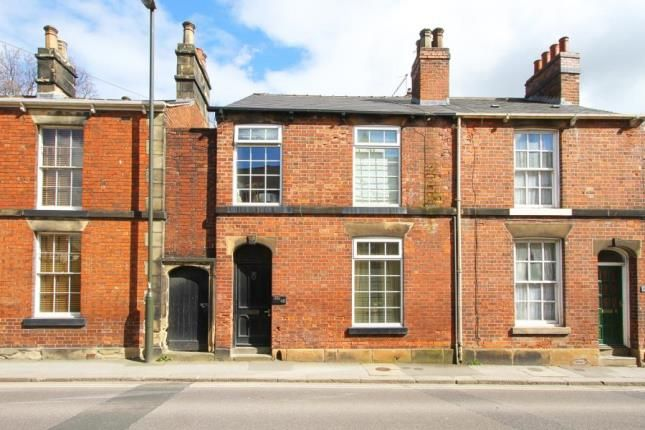 Thumbnail Flat for sale in Newbold Road, Chesterfield, Derbyshire