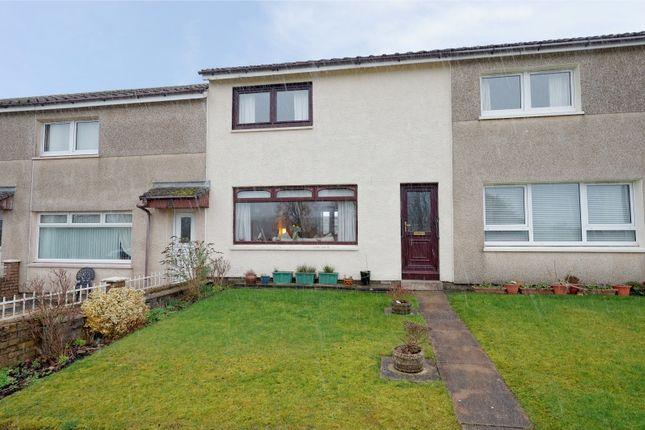 Thumbnail Terraced house for sale in Hillcrest, Lesmahagow, South Lanarkshire