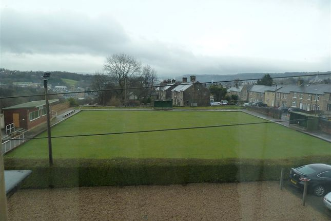 View From Lounge And Bedroom Window