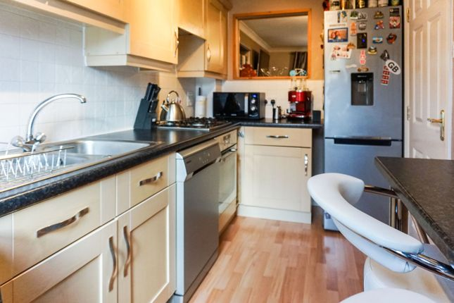Kitchen of Middlefield Court, East Morton, Keighley BD20
