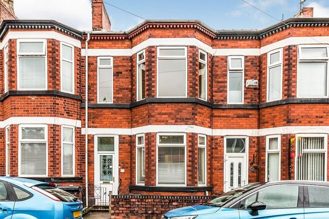 Thumbnail Terraced house to rent in Cheetham Road, Swinton, Manchester
